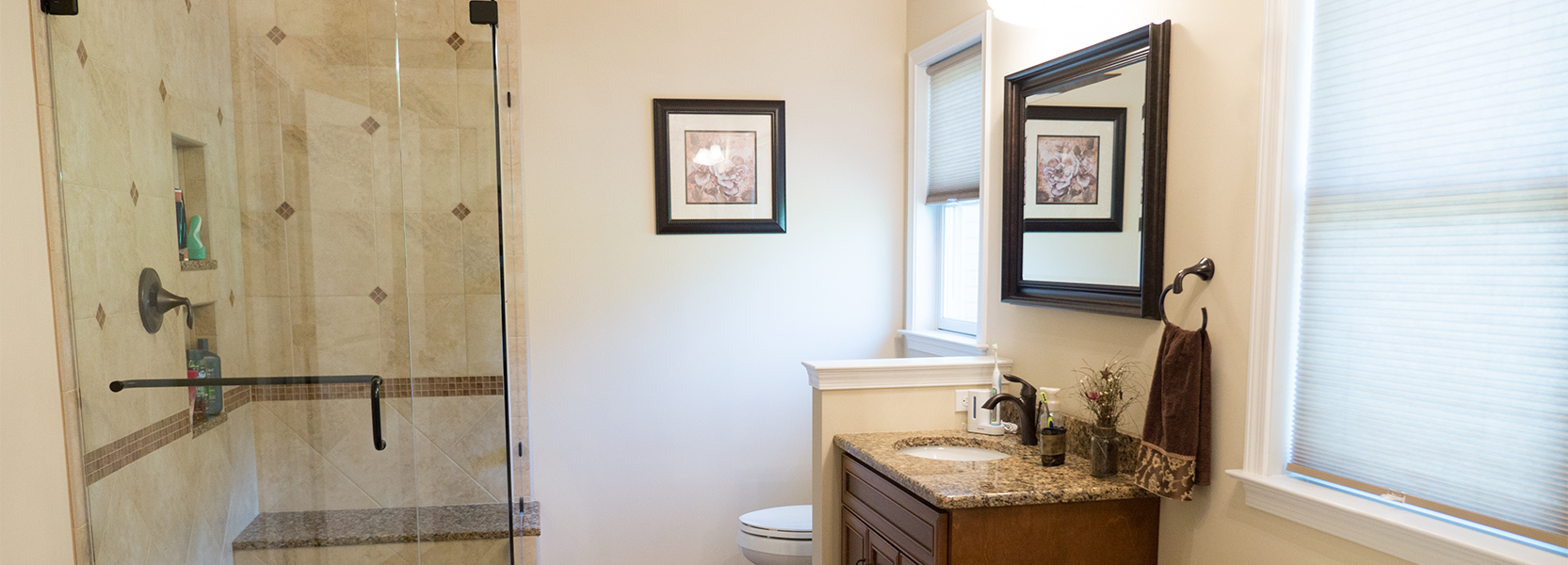 R & K Custom Homes - Bathroom