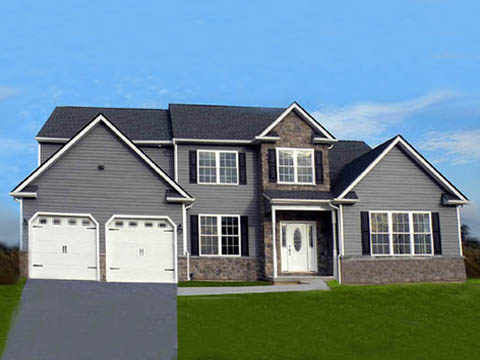 Pidale Model Home